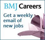 BMJ Careers Weekly Email