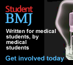 Student BMJ - Get involved today